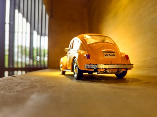 miniature_yellow_car_consumer_credit